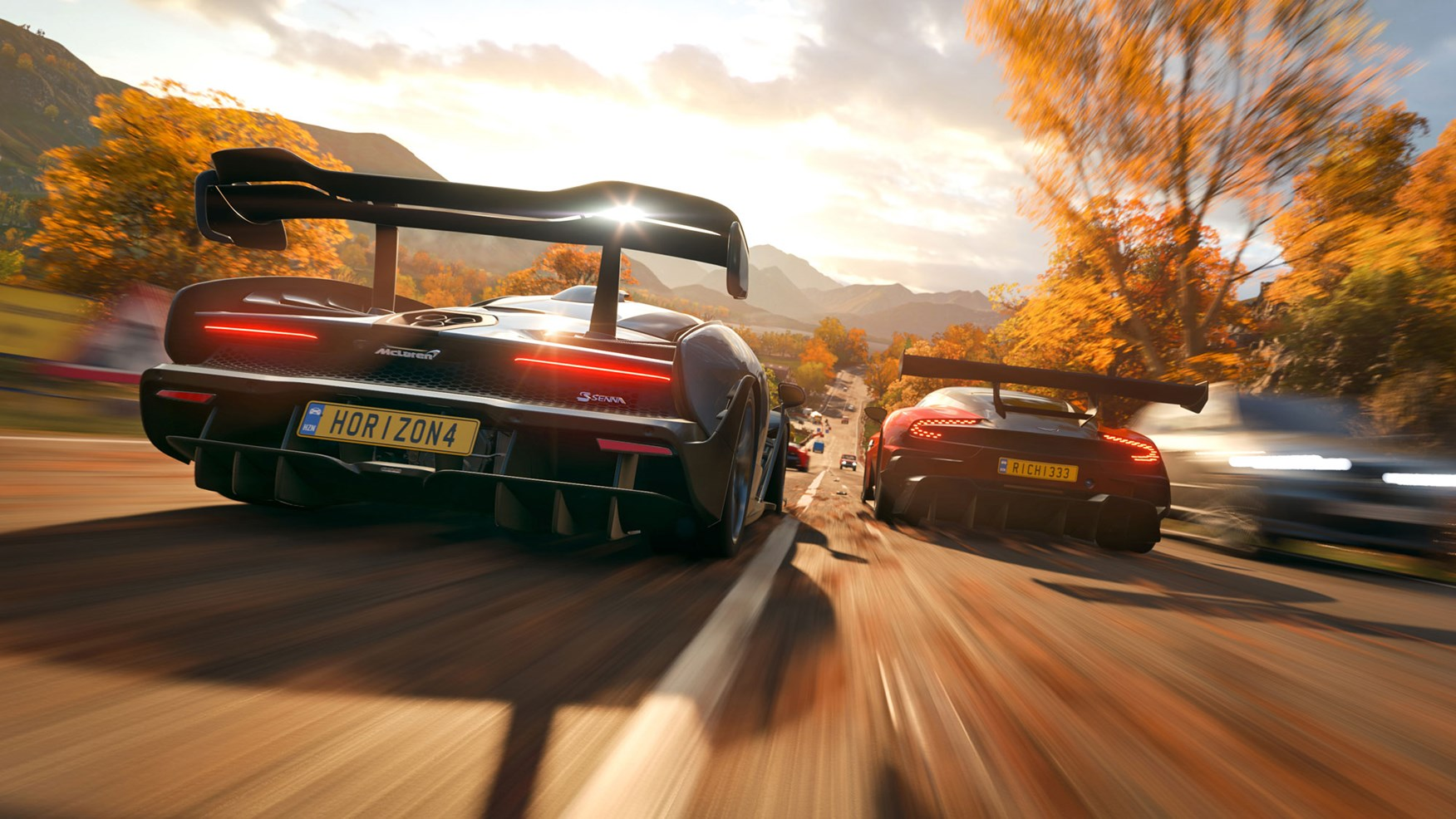 Forza horizon 4 → Forza Horizon 4 pc game
