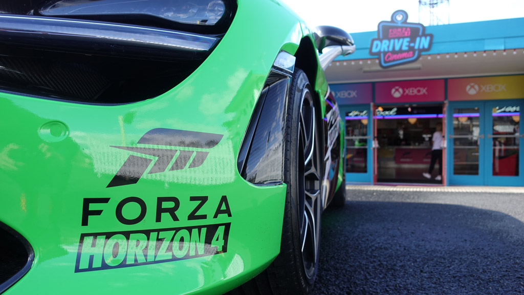 Forza horizon 4 → Forza Horizon 4 Forza Horizon 4 Fortune Island Pack d'extension