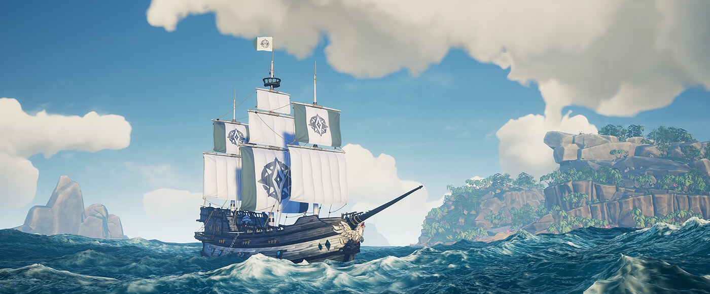 Sea Of Thieves – Sea of Thieves mise à jour avril 2019