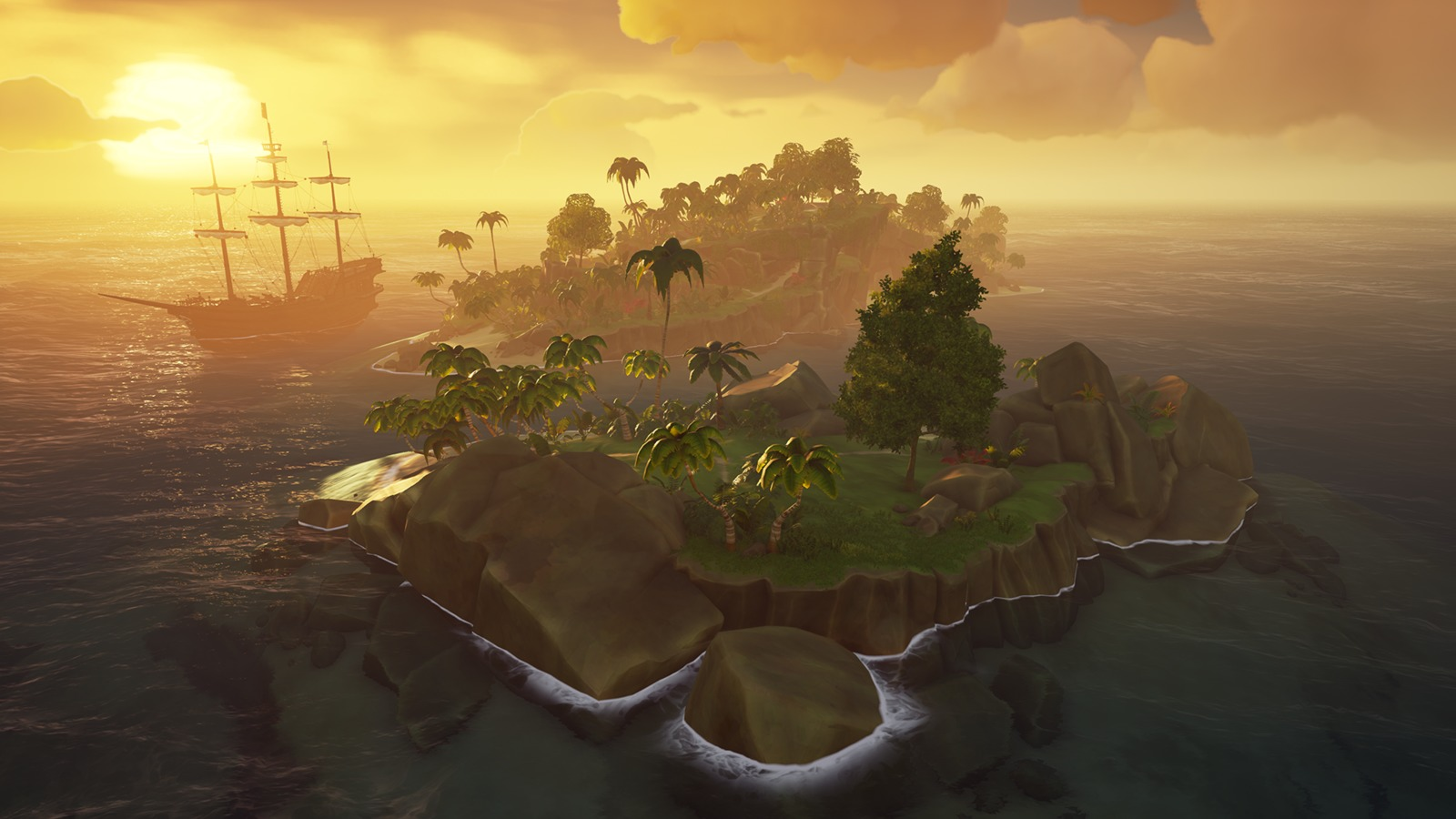 Sea Of Thieves / Sea of Thieves lien de discorde