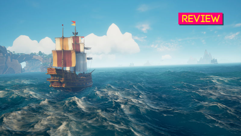 Sea Of Thieves : Sea of Thieves nicht für ps4