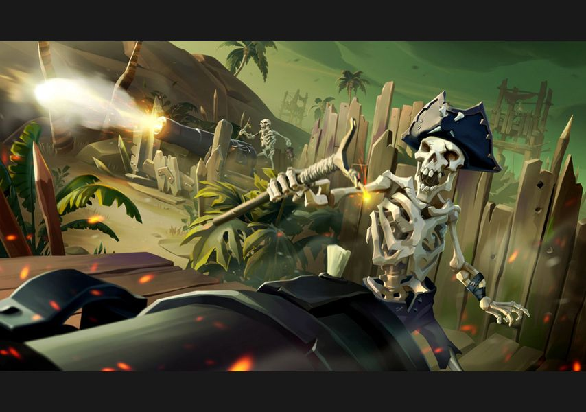Sea Of Thieves – Sea of Thieves ps4 mercadolibre