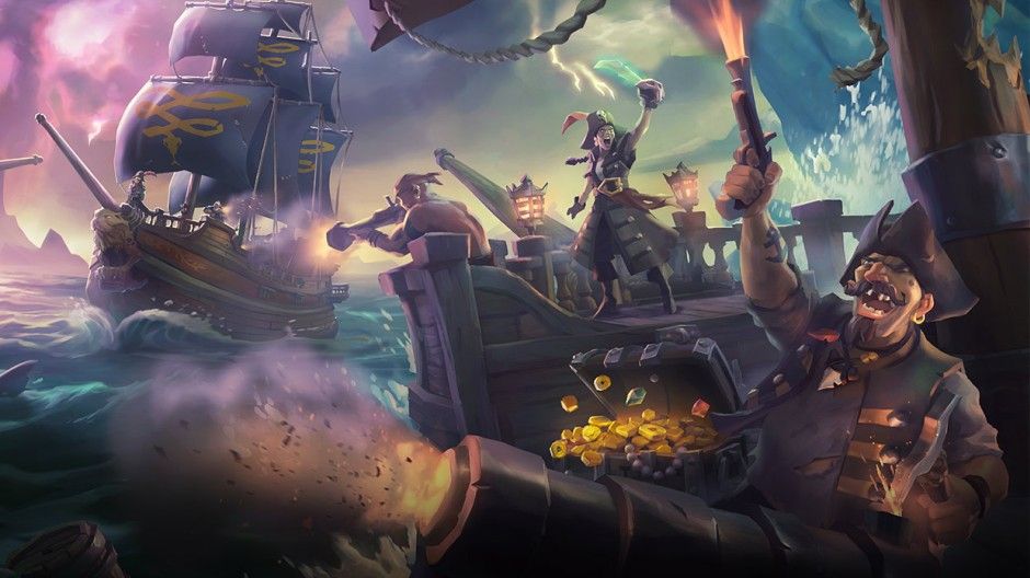 Sea Of Thieves : Sea of Thieves wymagania fenêtres 7