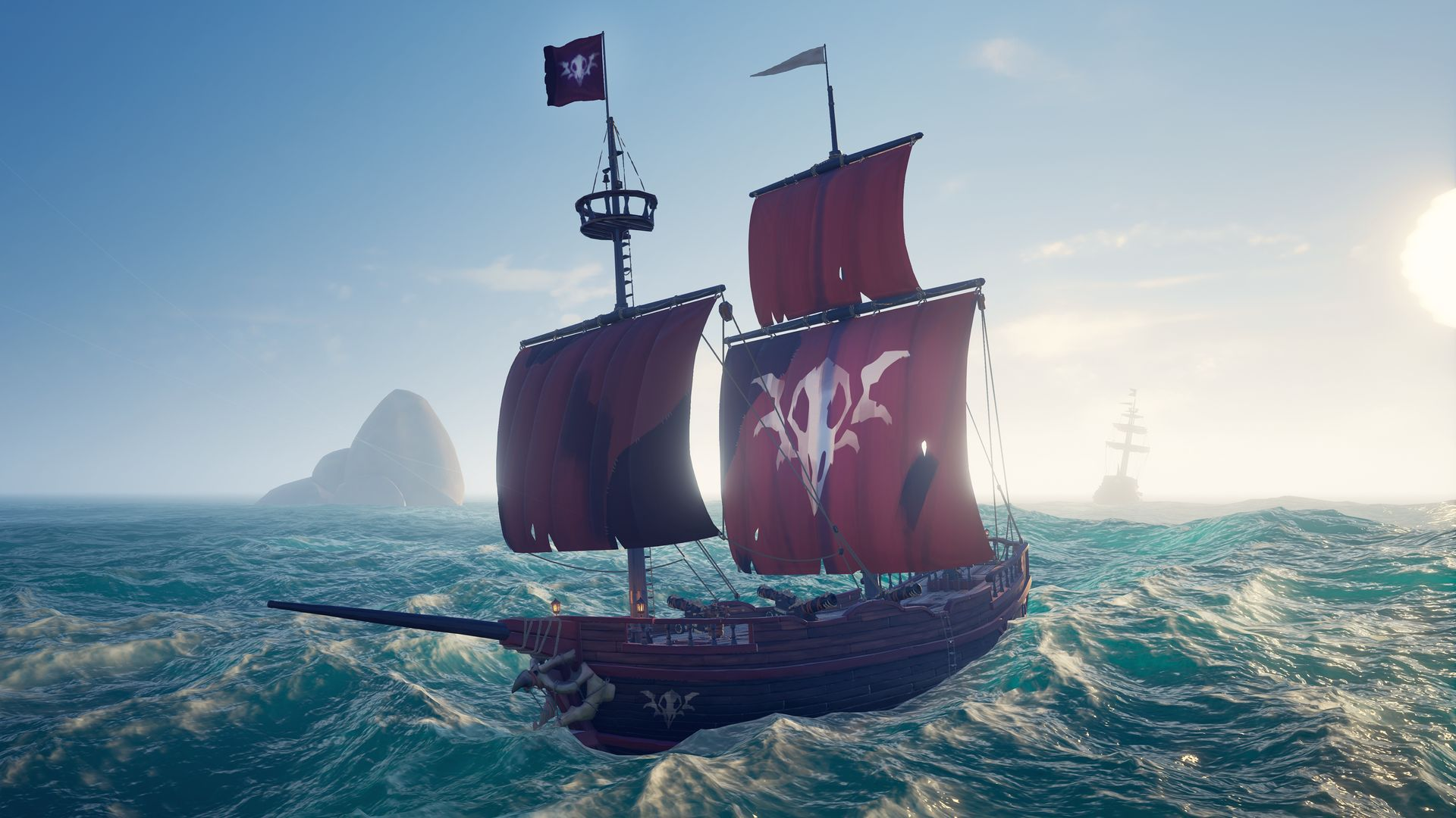 Sea Of Thieves • Sea of Thieves sur pc télécharger