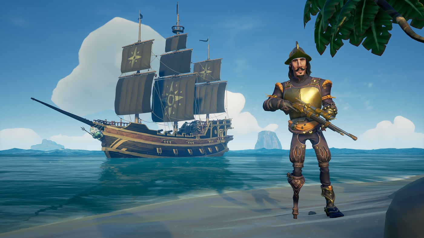 Sea Of Thieves • Sea of Thieves pc alpha