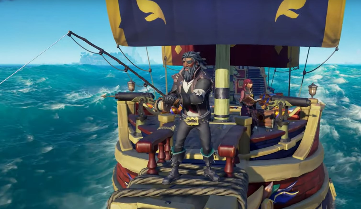 Sea Of Thieves / Sea of Thieves discorde officielle