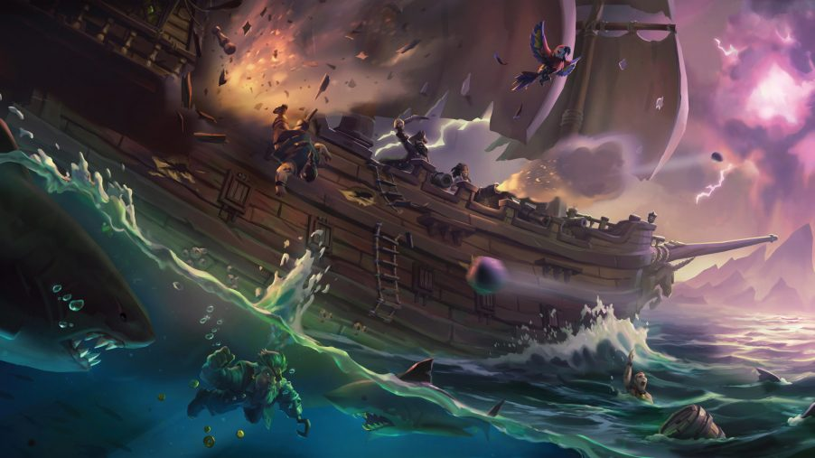 Sea Of Thieves / Sea of Thieves xbox