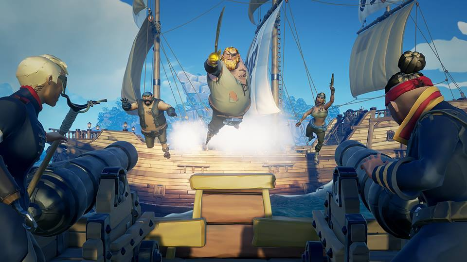 Sea Of Thieves → Sea of Thieves clé libre pc pc