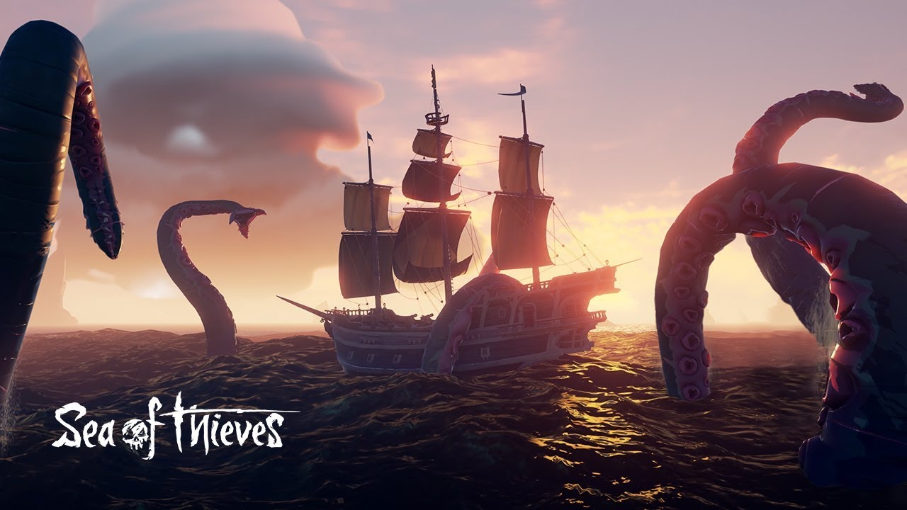 Sea Of Thieves : la mer des voleurs se classe