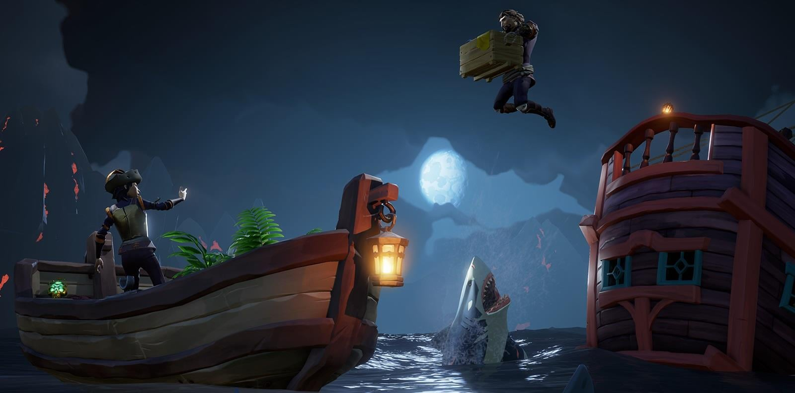 Sea Of Thieves : Sea of Thieves plus grande carte
