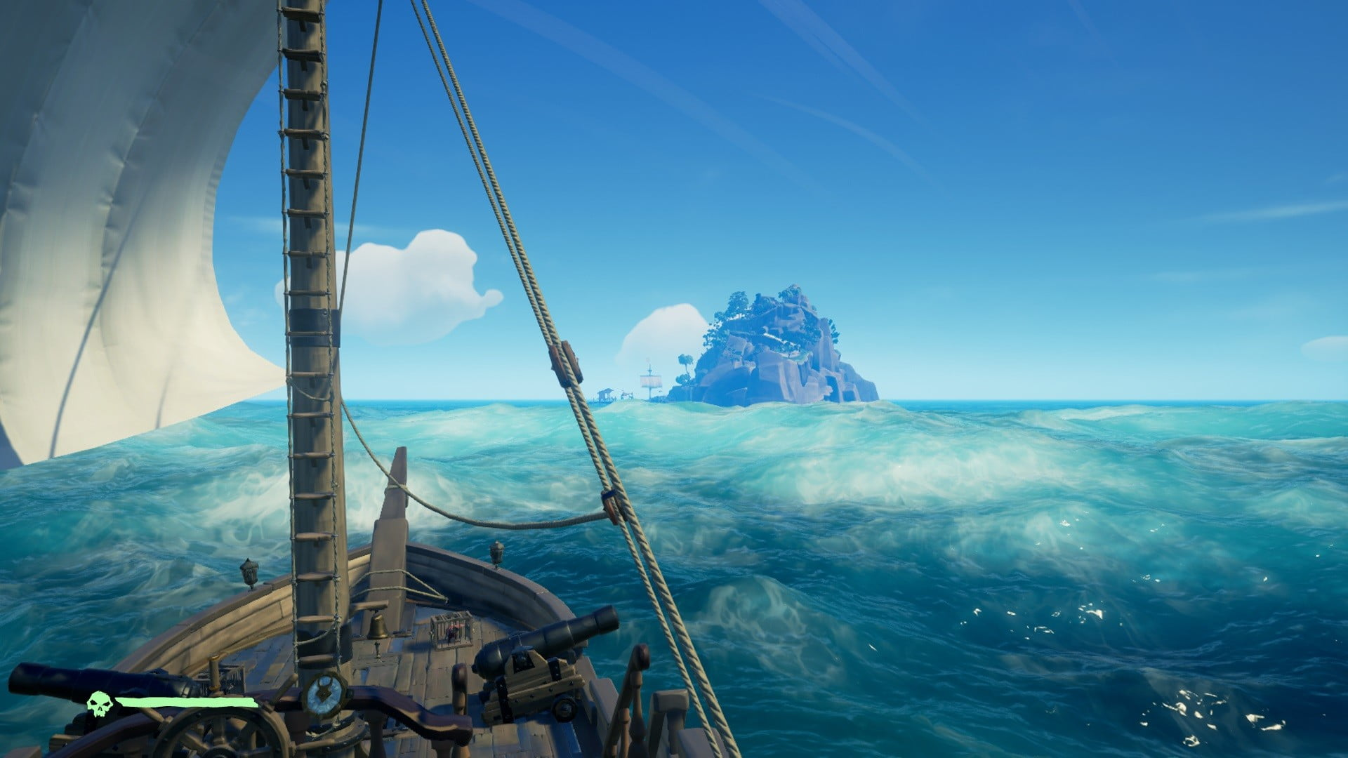 Sea Of Thieves : Sea of Thieves pas aux fenêtres 7