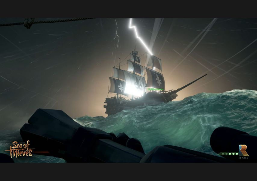 Sea Of Thieves ▷ gameplay de la mer des voleurs