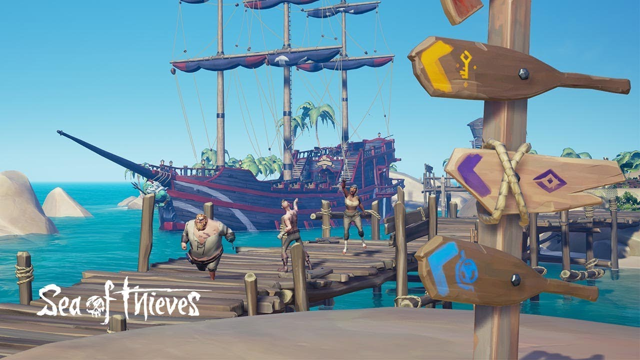 Sea Of Thieves • Sea of Thieves pc pas cher