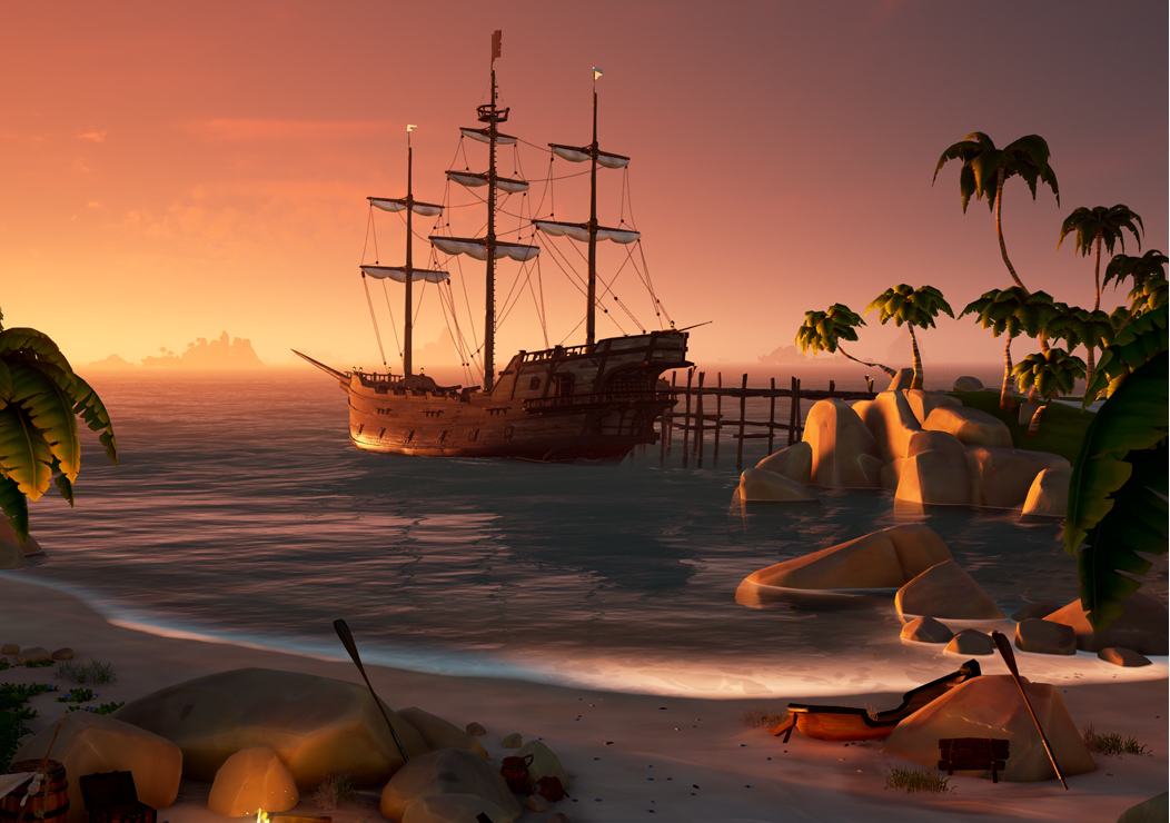 Sea Of Thieves : Sea of Thieves pc tricheur moteur