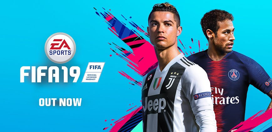 Fifa 2019 → fifa 2019 switch test