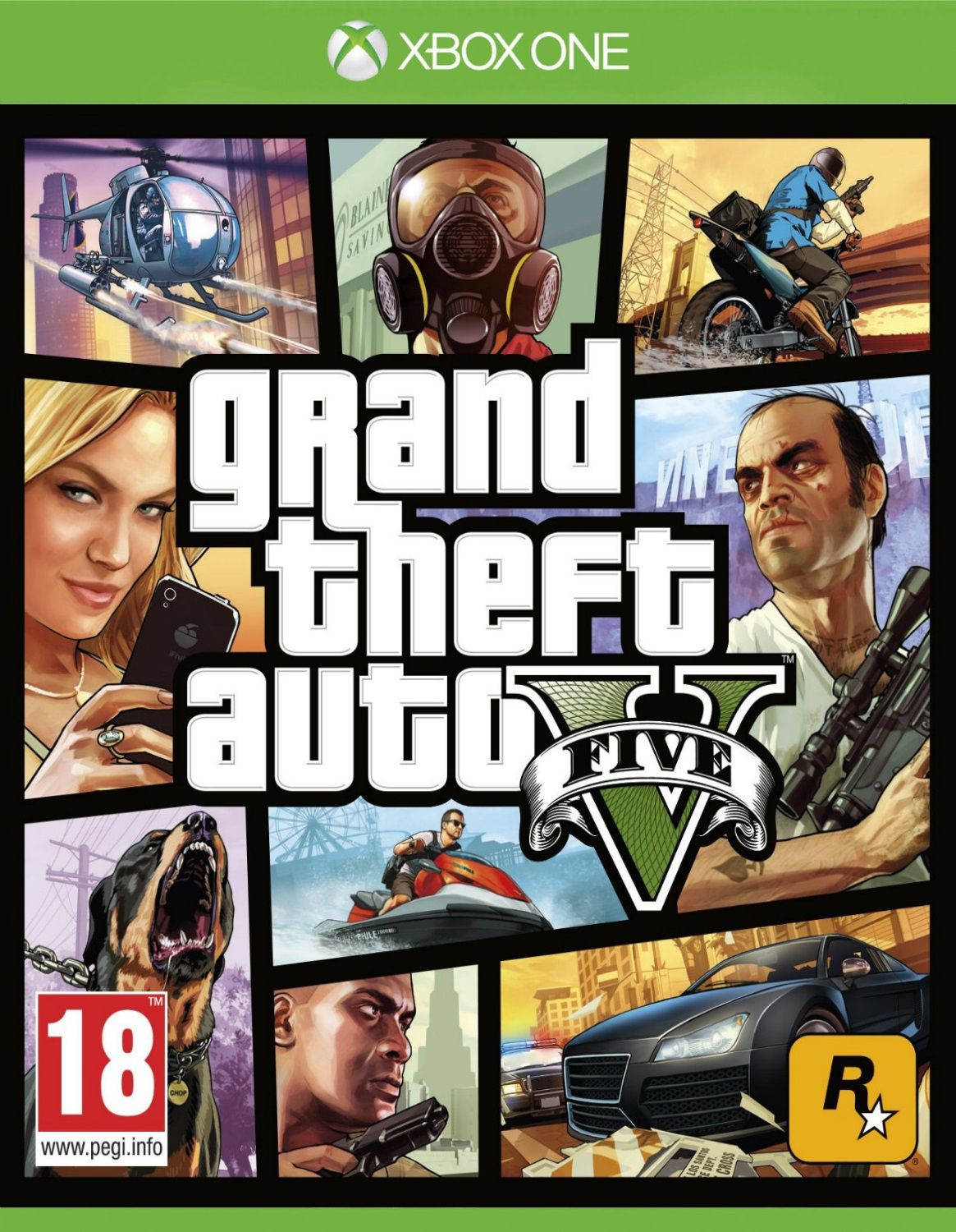 GTA 5 ▷ gta 5 pc xbox one cross platform