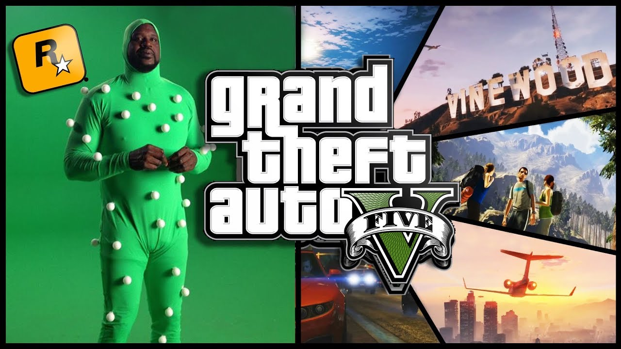 GTA 5 / gta 5 ps4 us