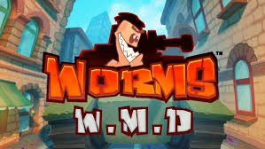 angry worms io Promo -60% Worms WMD
