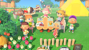 animal crossing new horizons artwork Code Promo -50% Animal Crossing New Horizons