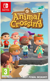animal crossing new horizons nouveautés Code Promo -25% Animal Crossing New Horizons